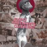 Affiche de l'exposition Chienne de Guerre