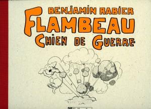 Flambeau, chien de guerre de Benjamin Rabier.