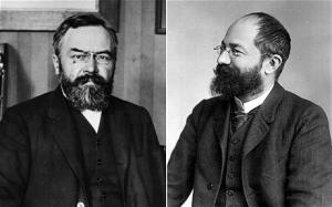 André et Édouard Michelin