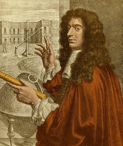 Portrait de Gian Dominico Cassini, dit Cassini Ier